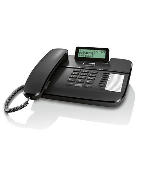 Gigaset DA710 Telefono analogico Nero