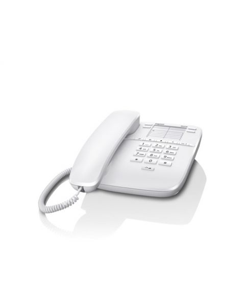 Gigaset DA310 Telefono analogico Bianco