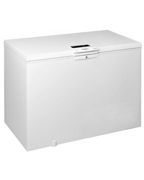 Whirlpool WHE39392 T congelatore Libera installazione A pozzo 390 L Bianco