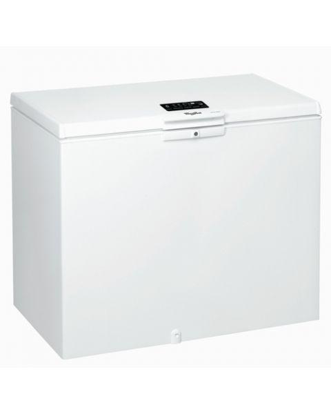 Whirlpool WHE3133FM congelatore Libera installazione A pozzo 312 L Bianco