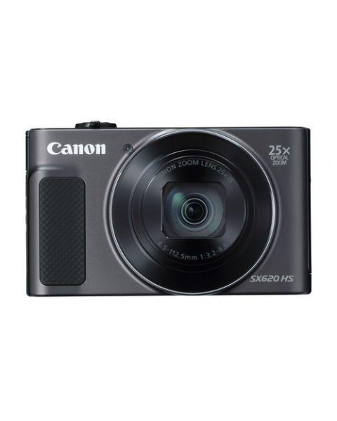 "Canon PowerShot SX620 HS 1/2.3"" Fotocamera compatta 20,2 MP CMOS 5184 x 3888 Pixel Nero"