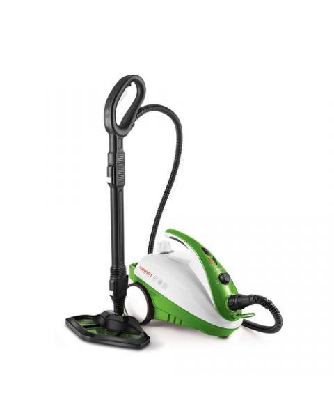 Polti Smart 35 Mop Pulitore a vapore cilindrico 1,6 L 1800 W Nero, Verde, Bianco