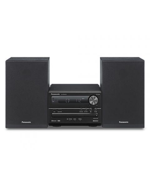 Panasonic SC-PM250 Microsistema audio per la casa 20 W Nero