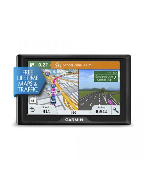 "Garmin Drive 61 LMT-S navigatore Fisso 15,5 cm (6.1"") TFT Touch screen 241 g Nero"