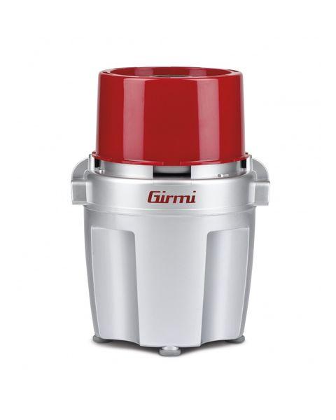 Girmi TR20 tritaverdure elettrico 500 W Rosso, Argento