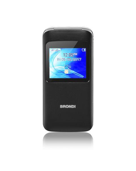 """Brondi Window 4,5 cm (1.77"""") 78 g Nero Telefono cellulare basico"""
