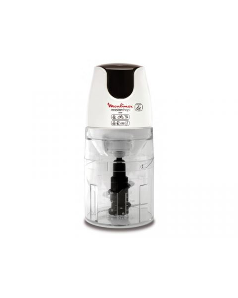 Moulinex DJ450B 0,5 L Frullatore da tavolo 500 W Nero, Bianco