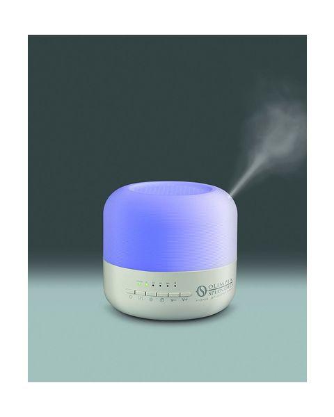 Olimpia Splendid Astomi Sound diffusore di aromi Cisterna Bianco