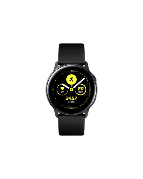 Samsung Galaxy Watch Active, Bluetooth v4.2, 40 mm, con GPS, Sensore di Frequenza Cardiaca, 230mAh, Black