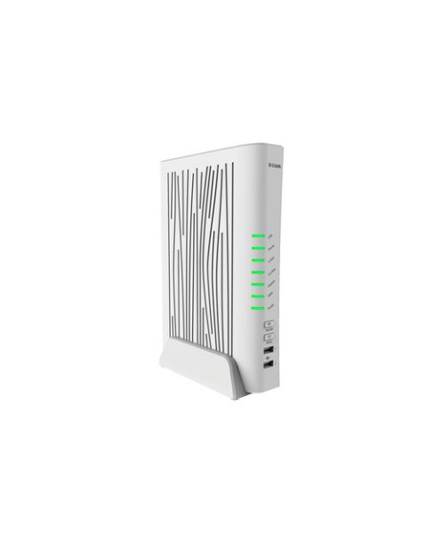 D-Link AC2200 router wireless Gigabit Ethernet Dual-band (2.4 GHz/5 GHz) Bianco