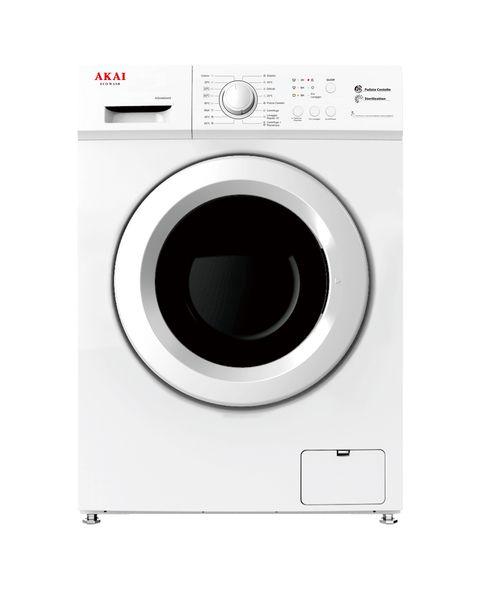 Akai AQUA6044S lavatrice Libera installazione Caricamento frontale 6 kg 1000 Giri/min E Bianco