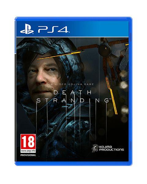 Sony Death Stranding, PS4 Basic PlayStation 4