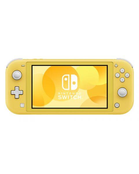 """Nintendo Switch Lite console da gioco portatile 14 cm (5.5"""") 32 GB Touch screen Wi-Fi Giallo"""