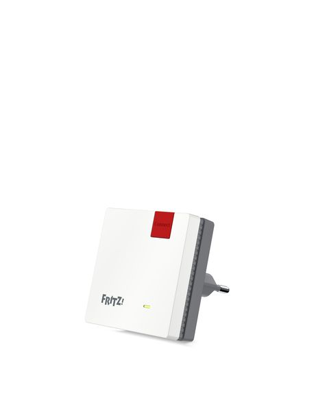 AVM FRITZ!Repeater 600 International Ripetitore di rete 600 Mbit/s Bianco