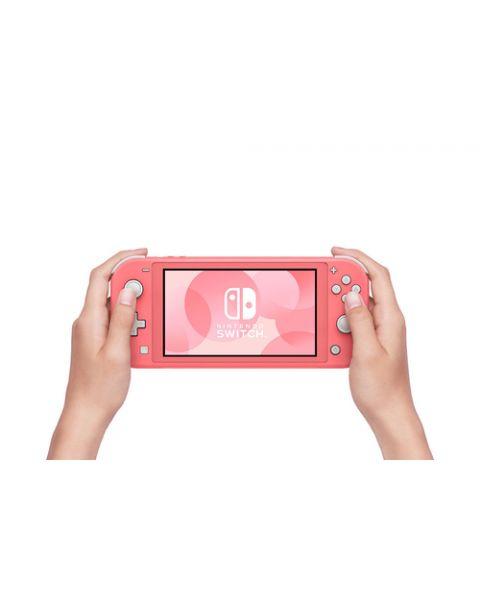 """Nintendo Switch Lite console da gioco portatile 14 cm (5.5"""") 32 GB Touch screen Wi-Fi Corallo"""