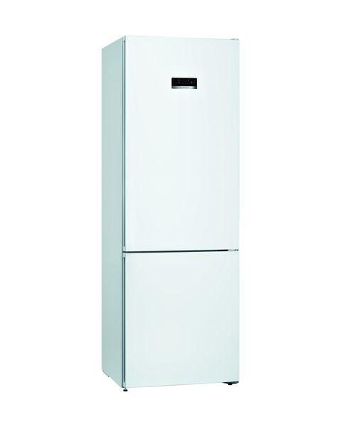 Bosch Serie 4 KGN49XWEA frigorifero con congelatore Libera installazione 435 L Bianco