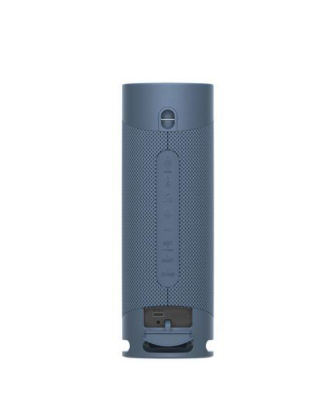 Sony SRS XB23 - Speaker bluetooth waterproof, cassa portatile con autonomia fino a 12 ore (Blu)