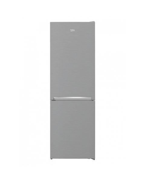 Beko RCNA366I40XBN frigorifero con congelatore Libera installazione Acciaio inossidabile