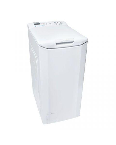 Candy Smart CST 07LE/1-S lavatrice Libera installazione Caricamento dall'alto 7 kg 1000 Giri/min F Bianco