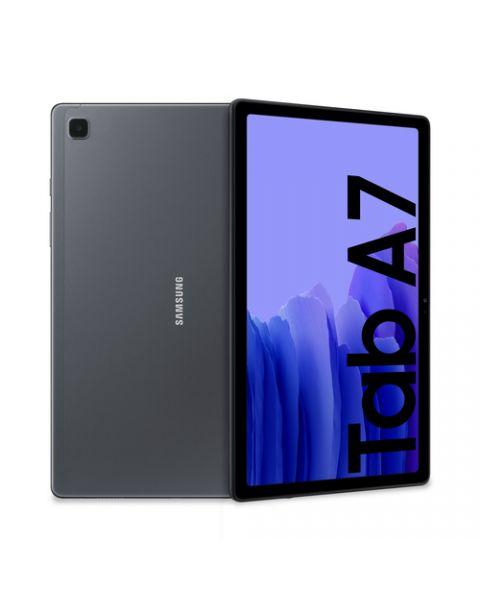 "Samsung Galaxy Tab A7 Tablet, Display 10.4"" TFT, 32GB Espandibili fino a 1TB, RAM 3GB, Batteria 7.040 mAh, WiFi, Android 10, Fotocamera posteriore 8 MP, Dark Gray"