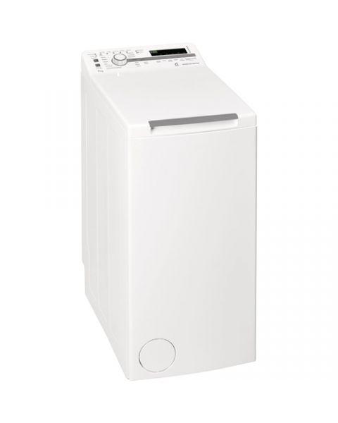 Whirlpool TDLR 7221BS IT/N lavatrice Libera installazione Caricamento dall'alto 7 kg 1200 Giri/min E Bianco