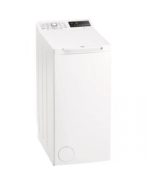 Hotpoint WMTG 722B IT/N lavatrice Libera installazione Caricamento dall'alto 7 kg 1200 Giri/min E Bianco