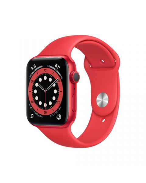 Apple Watch Serie 6 GPS, 40mm in alluminio PRODUCT(RED) con cinturino Sport PRODUCT(RED)
