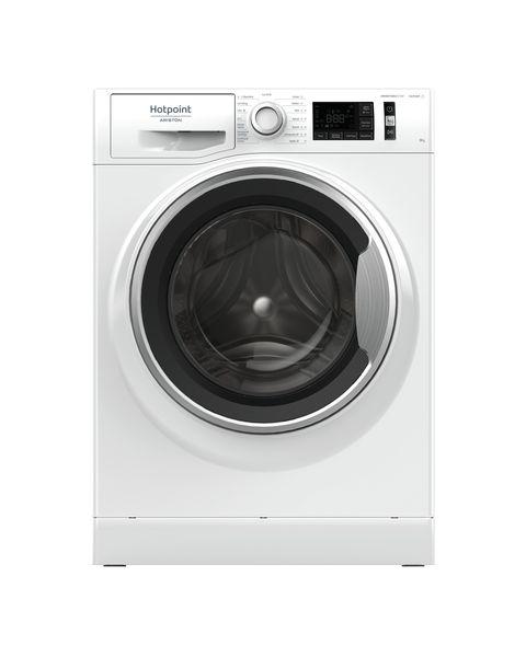 Hotpoint NR5496WSA IT N lavatrice Libera installazione Caricamento frontale 9 kg 1400 Giri/min B Bianco