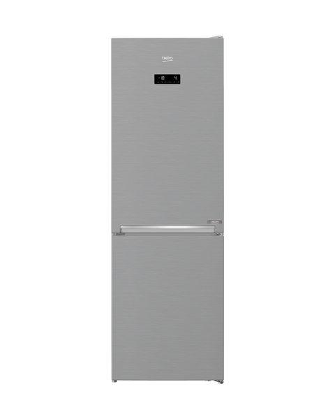 Beko RCNA366E60XBN frigorifero con congelatore Libera installazione 324 L Metallico
