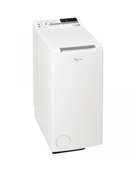 Whirlpool ZEN TDLR 7222BS IT/N lavatrice Libera installazione Caricamento dall'alto 7 kg 1200 Giri/min E Bianco