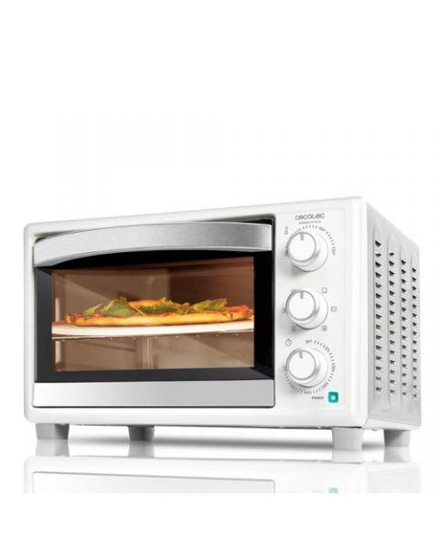 Cecotec Bake&Toast 610 4Pizza 26 L 1500 W Bianco Grill