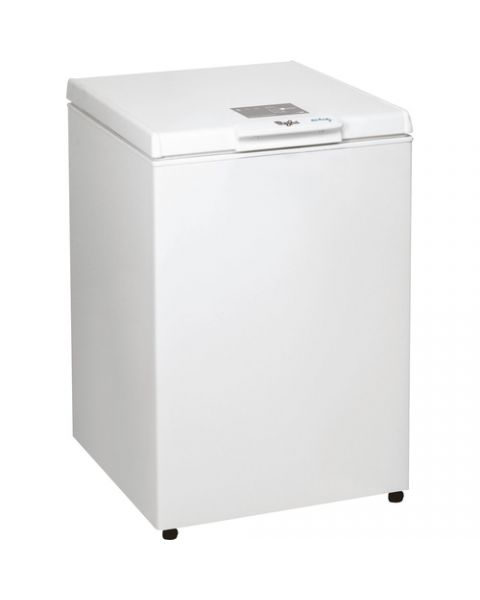 Whirlpool WH1411 E2 congelatore Libera installazione A pozzo 131 L Bianco
