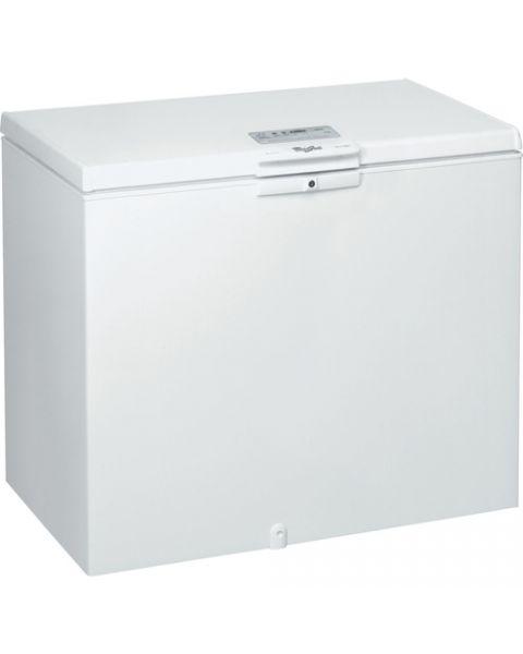 Whirlpool WHE22333 4 congelatore Libera installazione A pozzo 215 L Bianco