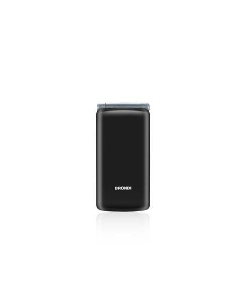 """Brondi Amico Sincero 6,1 cm (2.4"""") Nero Telefono per anziani"""