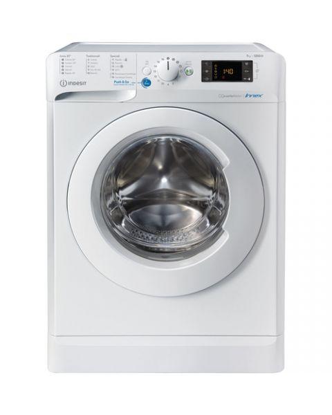 Indesit BWSE 71283X W IT N lavatrice Libera installazione Caricamento frontale 7 kg 1200 Giri/min D Bianco