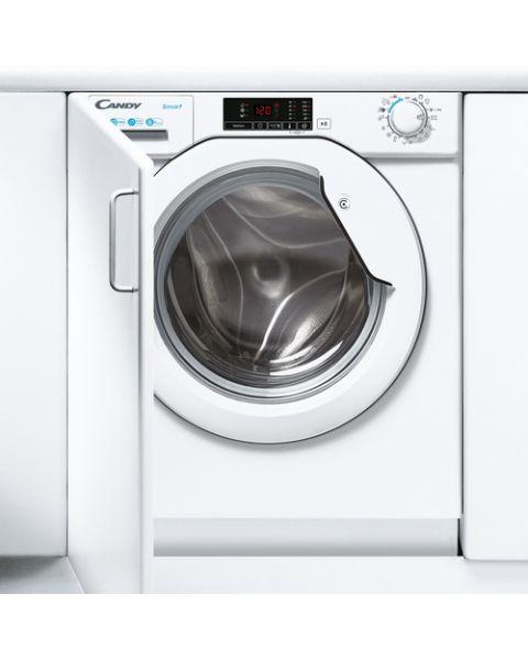 Candy CBW 27D1E-S lavatrice Da Incasso Caricamento frontale 7 kg 1200 Giri/min Bianco