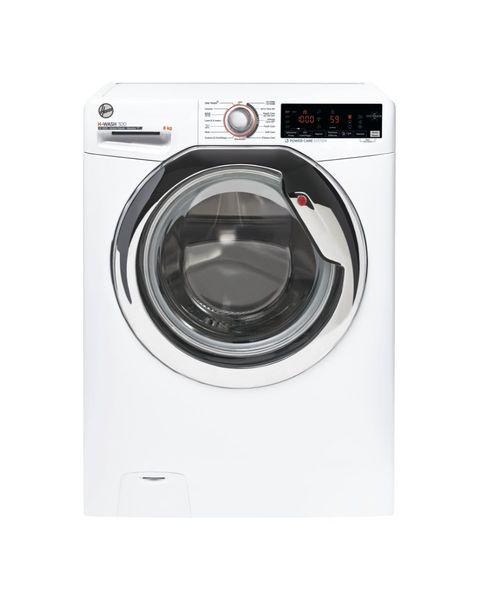 Hoover H-WASH 300 PLUS H3WS4428TAMCE-11 lavatrice Libera installazione Caricamento frontale 8 kg 1200 Giri/min A Bianco