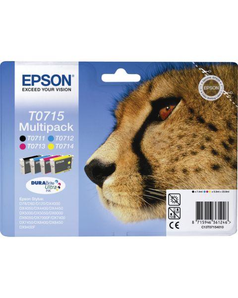 Epson Cheetah Multipack t071