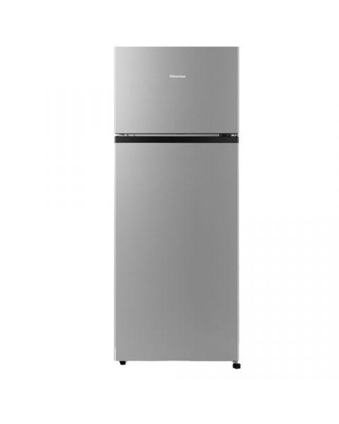 Hisense RT267D4ADF frigorifero con congelatore Libera installazione 205 L A+ Argento