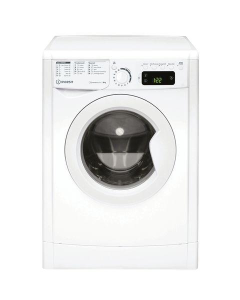 Indesit EWE 81283 W IT N lavatrice Libera installazione Caricamento frontale 8 kg 1200 Giri/min D Bianco