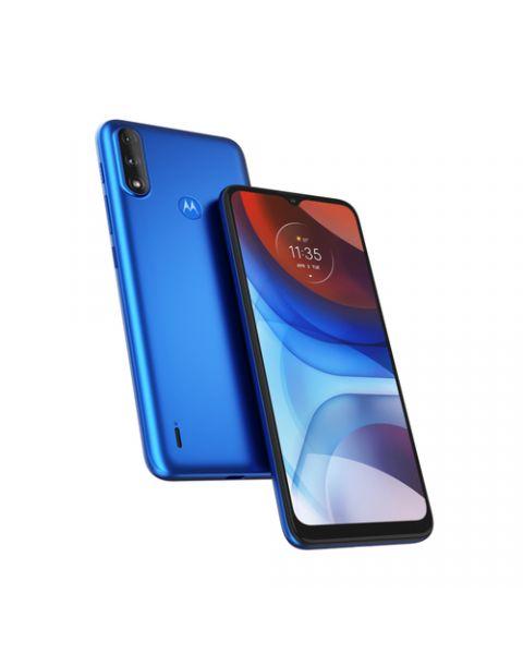 """Motorola moto e7 power 16,5 cm (6.5"""") Doppia SIM Android 10.0 4G USB tipo-C 4 GB 64 GB 5000 mAh Blu"""
