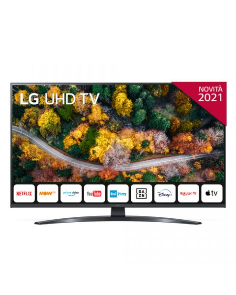 "LG 43UP78006LB 43"" Smart TV 4K Ultra HD NOVITÀ 2021 Wi-Fi Processore Quad Core 4K AI Sound"