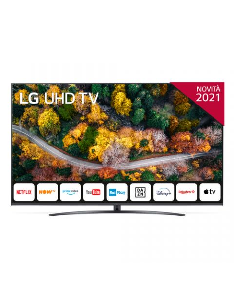 "LG 55UP78006LB 55"" Smart TV 4K Ultra HD NOVITÀ 2021 Wi-Fi Processore Quad Core 4K AI Sound"