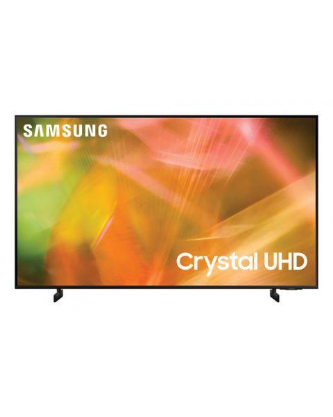 """Samsung Series 8 TV Crystal UHD 4K 85"""" UE85AU8070 Smart TV Wi-Fi Black 2021"""